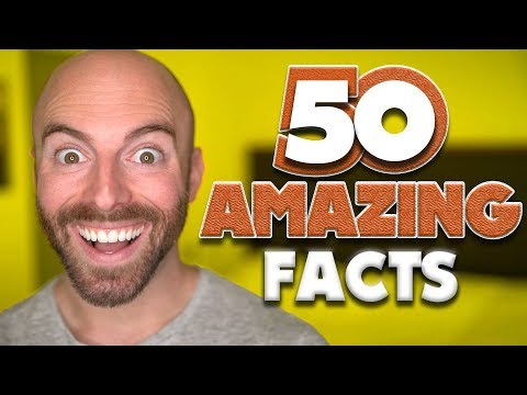 50 AMAZING Facts to Blow Your Mind! #109