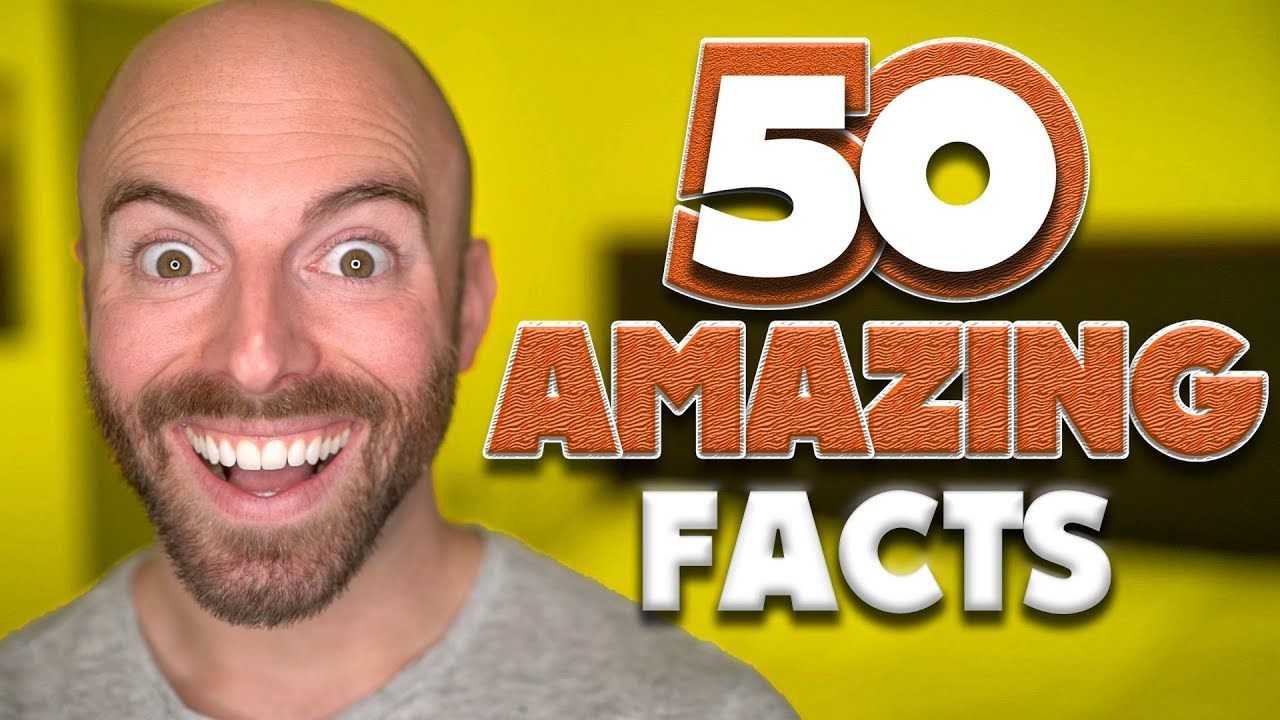 Image result for 50 AMAZING Facts to Blow Your Mind!