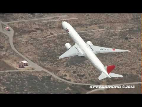 Air to Air From Los Angeles International Airport