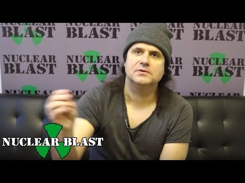 KREATOR - Mille On Kreator Fans (OFFICIAL INTERVIEW)
