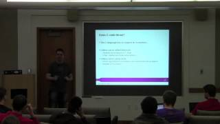 Thiago Macieira: C++11 use in Qt5: Challanges and Solutions