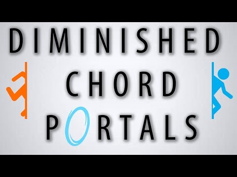 Diminshed 7th Chord = PORTAL to 8 Tonalities [MUSIC THEORY]