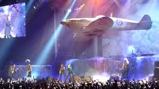 Iron Maiden - 2018.07.28 Tauron Arena, Poland - Aces High/Where Eagles Dare/2 Minutes To Midnight