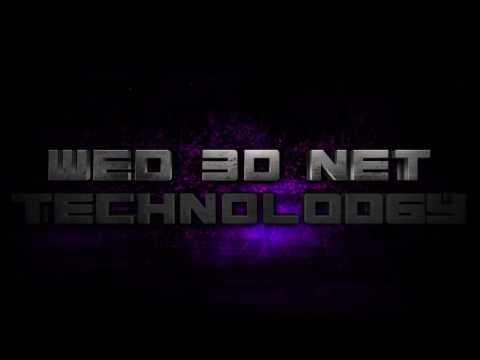 Metal transform logo-W3D