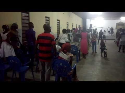 La prestation du chantre Jeunice MOUSTAPHA à ADZOPÉ