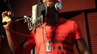 Mr Vegas performs Tek it Easy (Live at Tuff Gong Studios)