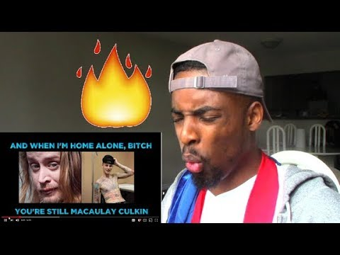 Eminems Brother - Pac Man (MGK DISS Part 2) Reaction