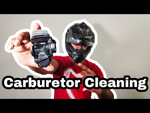 How to clean a Carburetor(CV) | കാർബുറേറ്റർ എങ്ങനെ ക്ലീൻ ചെയ്യാം | Mr.Stranger