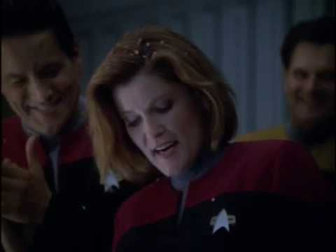 Star Trek Voyager 100th episode