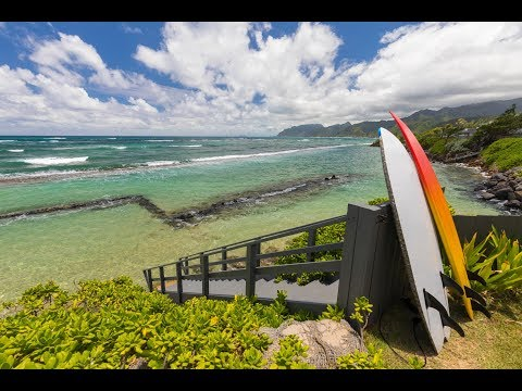 North Shore Beach House: 55-321C Kamehameha Highway, Laie, Oahu, Hawaii