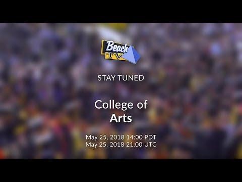 2018 CSULB Commencement - Arts