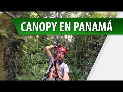 Panamá en Canopy / Lugares Turisticos