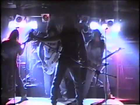 DOMINANCE Resurrected Live In Telford, PA  1989
