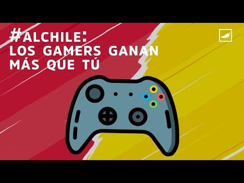 #ALCHILE: ¿Puedes vivir de ser gamer?