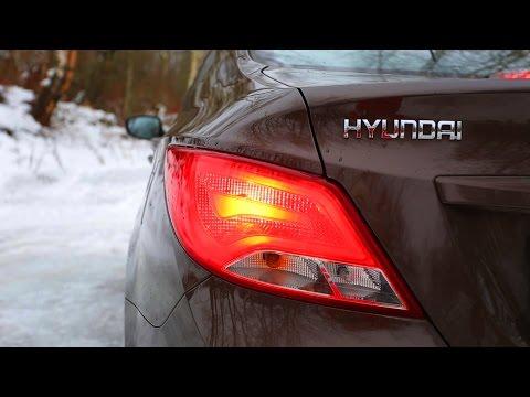 Треш обзор Hyundai Solaris.