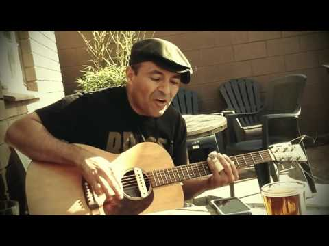 Lance Canales--Sing No More (live on TCBFresno.com)