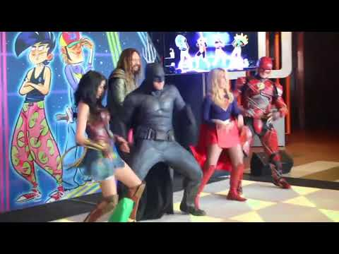 Supergirl Cosplay Compilation Helen Slater and Melissa Benoist