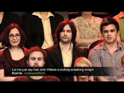King of Trash, John Waters, talks movies
