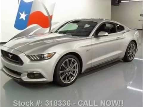2015 ford mustang gt premium 5 0 6 speed for sale youtube. Black Bedroom Furniture Sets. Home Design Ideas