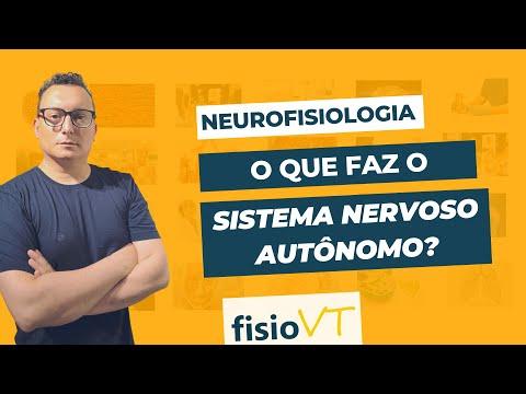 Sistema Nervoso Autônomo - #01 Introdução E Anatomia - Neurofisiologia
