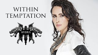 Within temptation X MusicHQ: Эксклюзивное интервью с Шарон ден Адель (16.09.2015, Hydra)