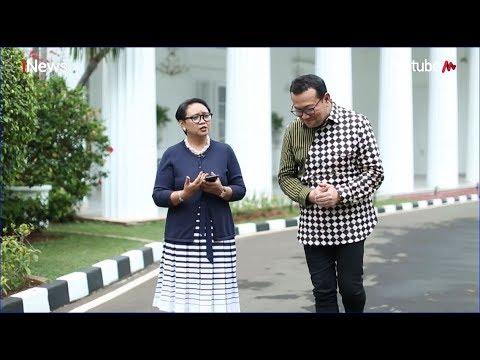 Cerita Di Balik Gaya Modis Menlu Retno Marsudi Bak Anak Muda Part 01 - Alvin & Friends 02/09
