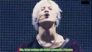 SHINee Lucifer (Turkish Sub/Türkçe Altyazılı) Japanese ver. Tokyo Dome 2016 SW5