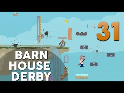 [31] Barn House Derby (Let's Play Ultimate Chicken Horse w/ GaLm and friends)