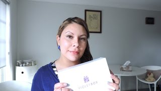 Violet Box Opening - August 2014 Thumbnail