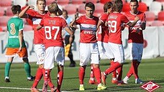 «Спартак-2» побеждает в Костроме(, 2014-07-21T10:06:37.000Z)