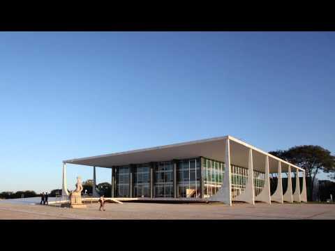 Time Lapse - Supremo Tribunal Federal - Brasília