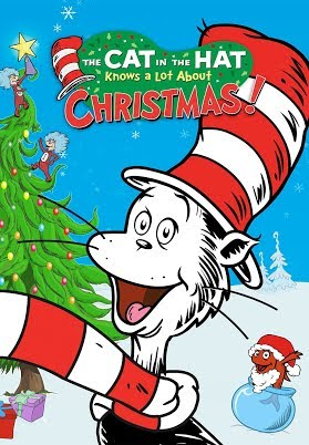 The Cat In The Hat Knows A Lot About Christmas Youtube