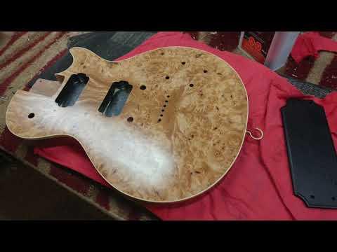 "Vigilant Guitars - ""Rayne Man"" - Demo Video"