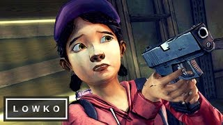 The Walking Dead Game: Long Road Ahead!  (Season 1, Episode 3)