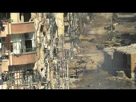 18+ MEN vs TANKS in Darayya