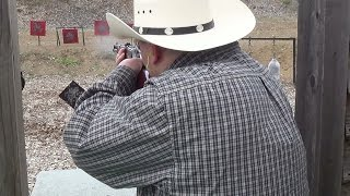 My 1st time @ Cowboy action shooting! (SASS)