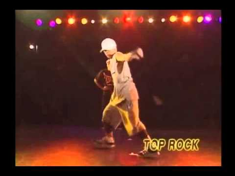 Old School Dictionary - Popping, Locking, Breaking (2004)