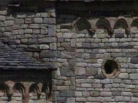 Esglesia de Sant Climent - Taull - YouTube