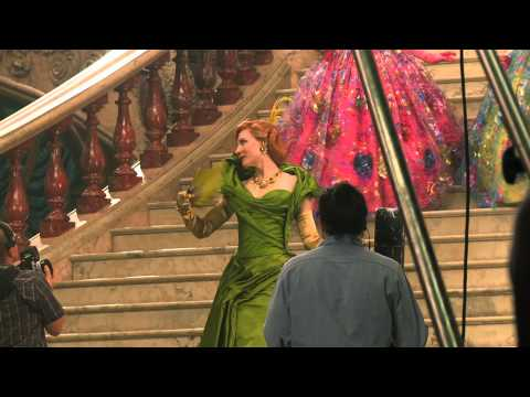 Disney's Cinderella   Ballroom Detail   Available on Digital HD, Blu-ray and DVD Now