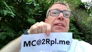 mc greetings from the ripples guy