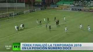 El español Víctor Muñoz es el nuevo director técnico del Térek Grozny
