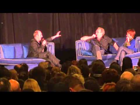 Peter Davidson and Janet Fielding Interview - Gallifrey One 2011