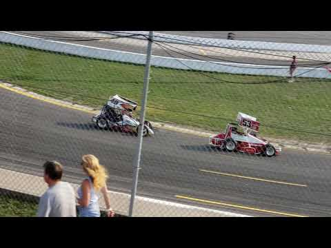 Can am midgets sunset speedway feature 1 championship night