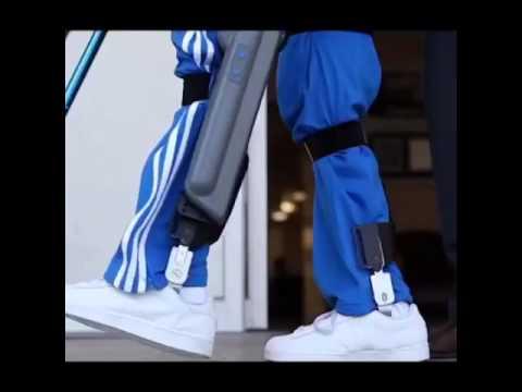 Paralyzed Rapper Kafani Takes First Steps in New Walking Suit
