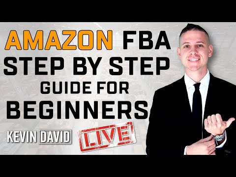 How to Sell on Amazon FBA for Beginners! EASY Step-by-Step Tutorial UPDATED FOR 2019!