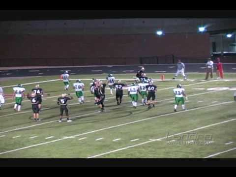 Don Pearson 2008 Sophmore Football Highlights