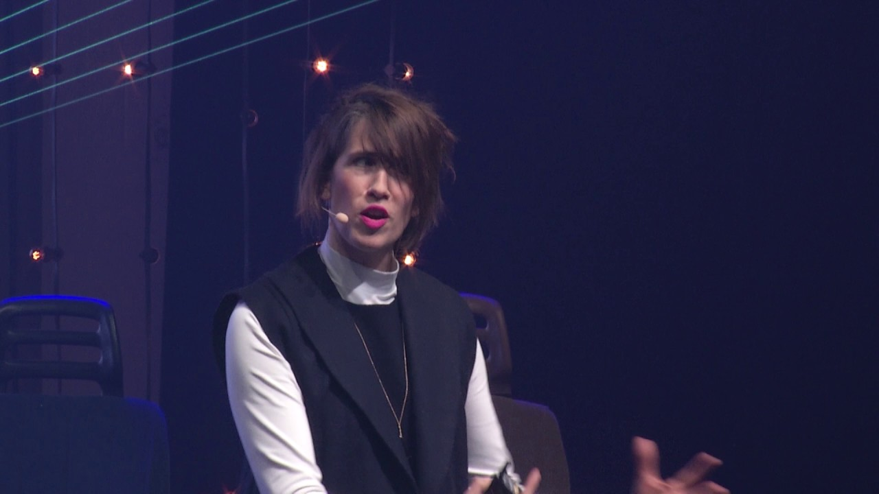 Imogen Heap | A Flourishing for the Music Industry | Slush Music 2016