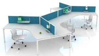 Fit your office with affordable and modern office furniture