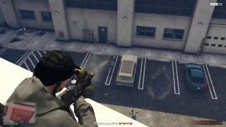 Grand Theft Auto V online stream #4