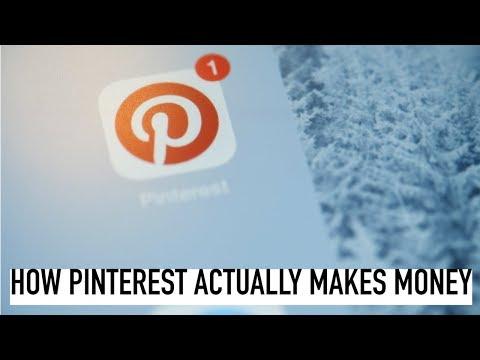 Pinterest IPO: How Does the Social Media Company Make Money?